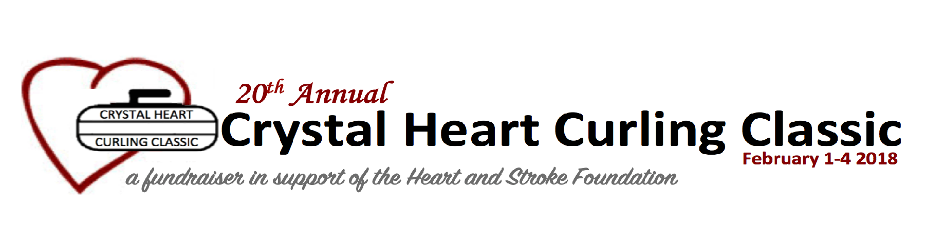 Crystal Heart Curling Classic