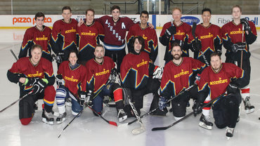2019 Hockey For Heart In Memory Of Bill Kitchen Heart And Stroke
